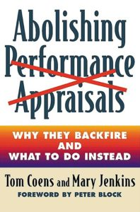 Abolishing Performance Appraisals