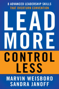 Lead More, Control Less